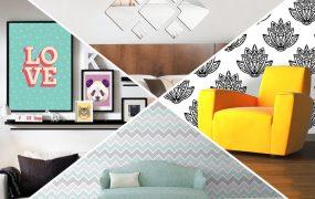10 itens de decoração essenciais para a sua casa