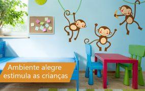 Por que e como usar adesivos infantis no quarto das crianças?