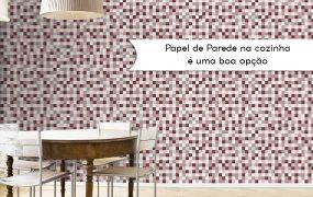 Papel de parede para cozinha: tire aqui suas dúvidas