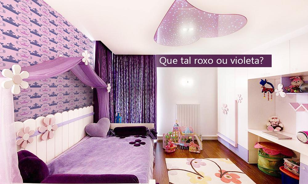 roxo ou violeta