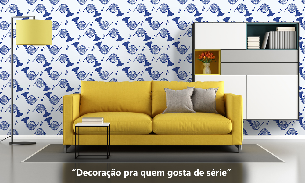 Decoracao series