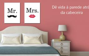 Decoração de cabeceira da cama: veja 6 ideias incríveis