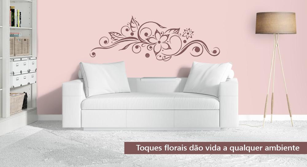 toques florais